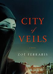 City of Veils Reviewed by:  Anne Holmes for the NABBW