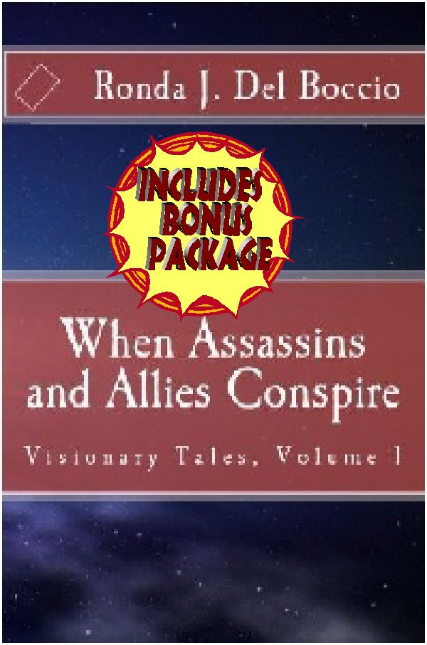 When Assassins and Allies Conspire Reviewed by: Anne Holmes for the NABBW