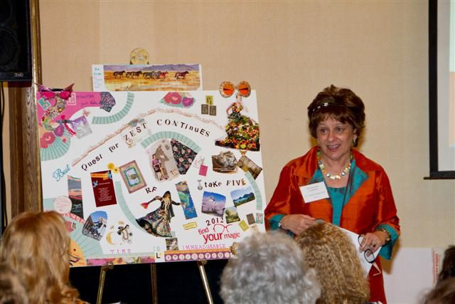 Organize a Mid-Life Zest Fest