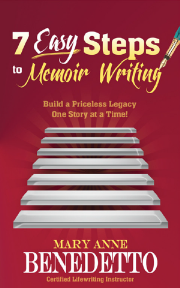 7 Easy Steps to Memoir Writing Reviewed by:  Anne Holmes for the NABBW