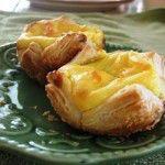 Teresa_portugese custard tart
