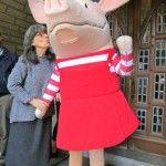 ballou and pig