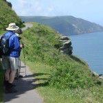 Ballou Hikers on Coast Walk