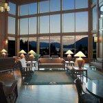 Ballou Lobby of the Skamania Lodge