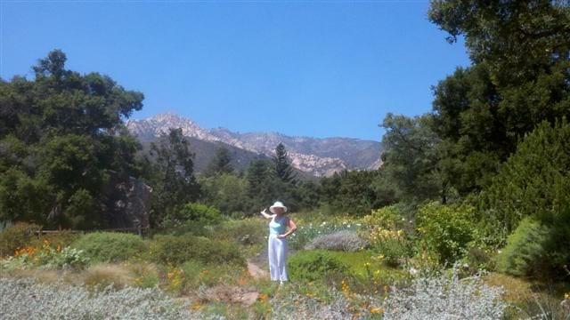 Ballou Santa Barbara Botanical Gardens