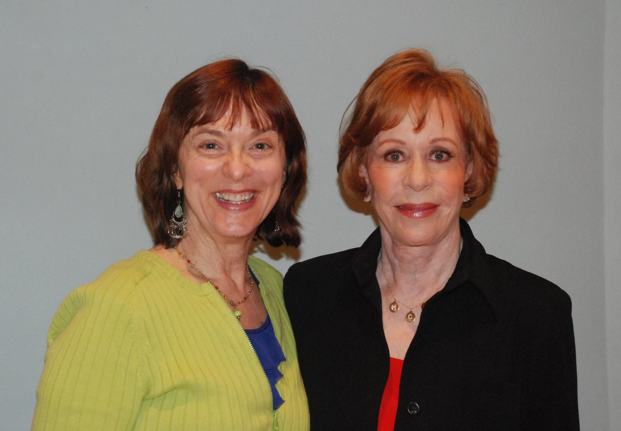 Leigh Anne and Carol