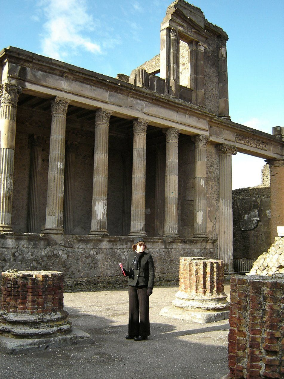 teresa _ pompeii