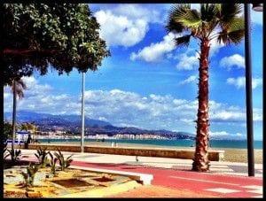 Teresa Spain beach