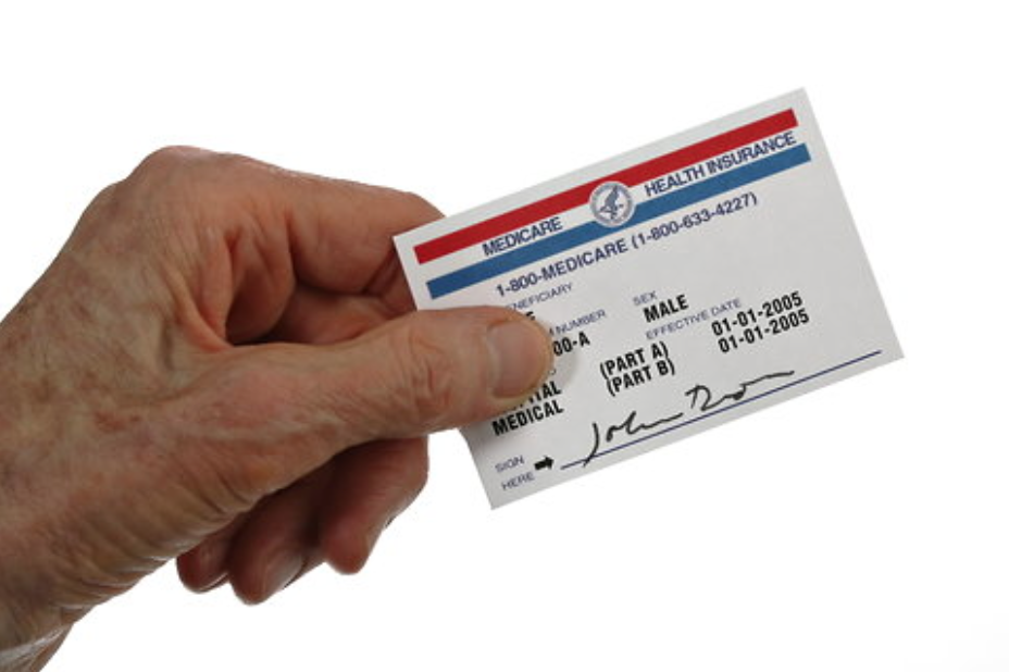 how to get new medicare card if lost