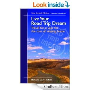 book_live road trip dream