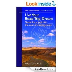 book_live road trip dream