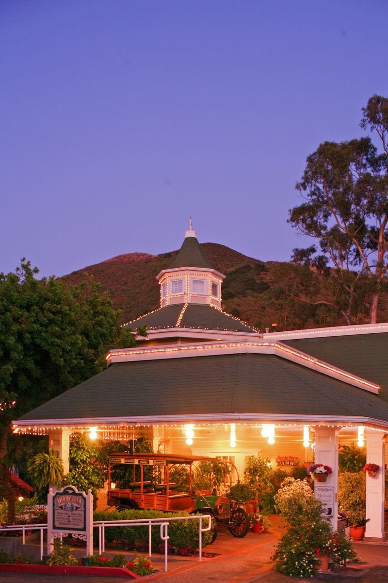 SLO Apple Farm exterior
