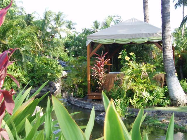 #7 Massage Cabana Fairmont Orchid