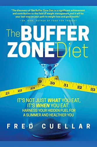 buffer zone diet book cover