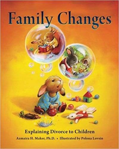 Family Changes bookcover