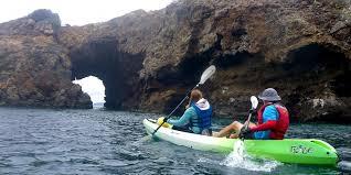 kayaks channel islands