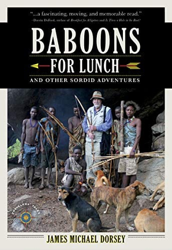 Baboons Lunch