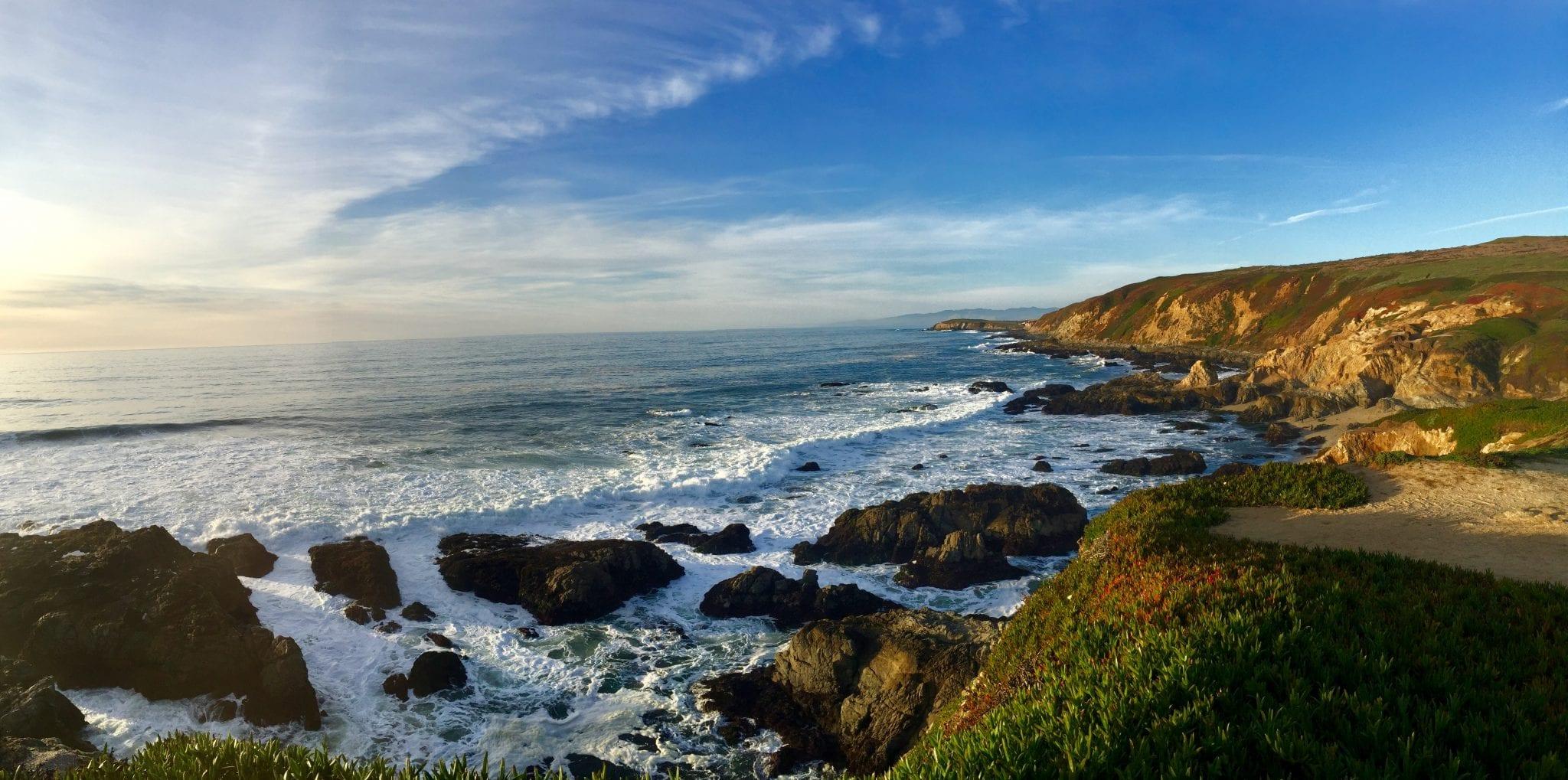 Panorma Bodega Headlands