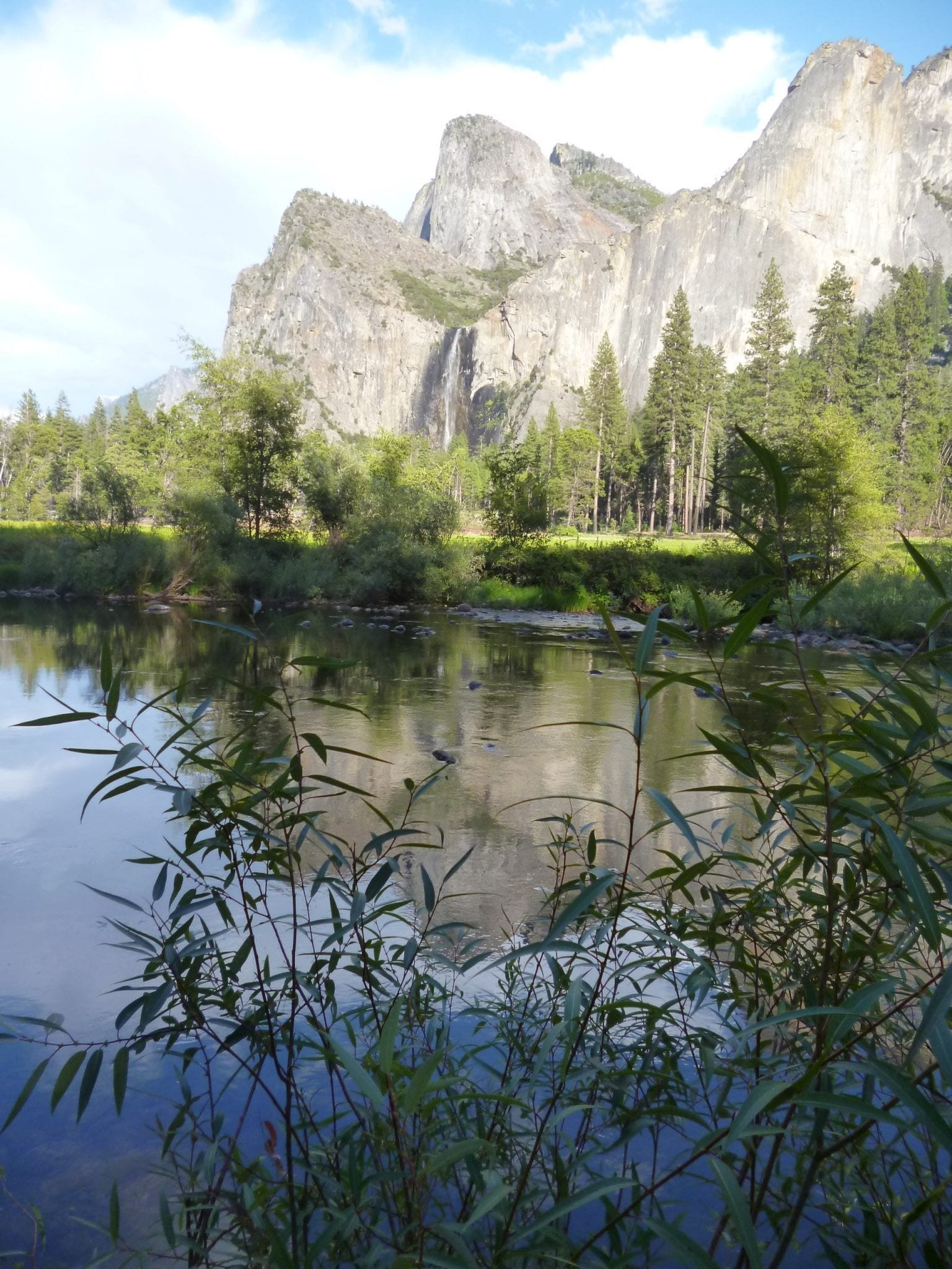 Merced River, Linda Ballou