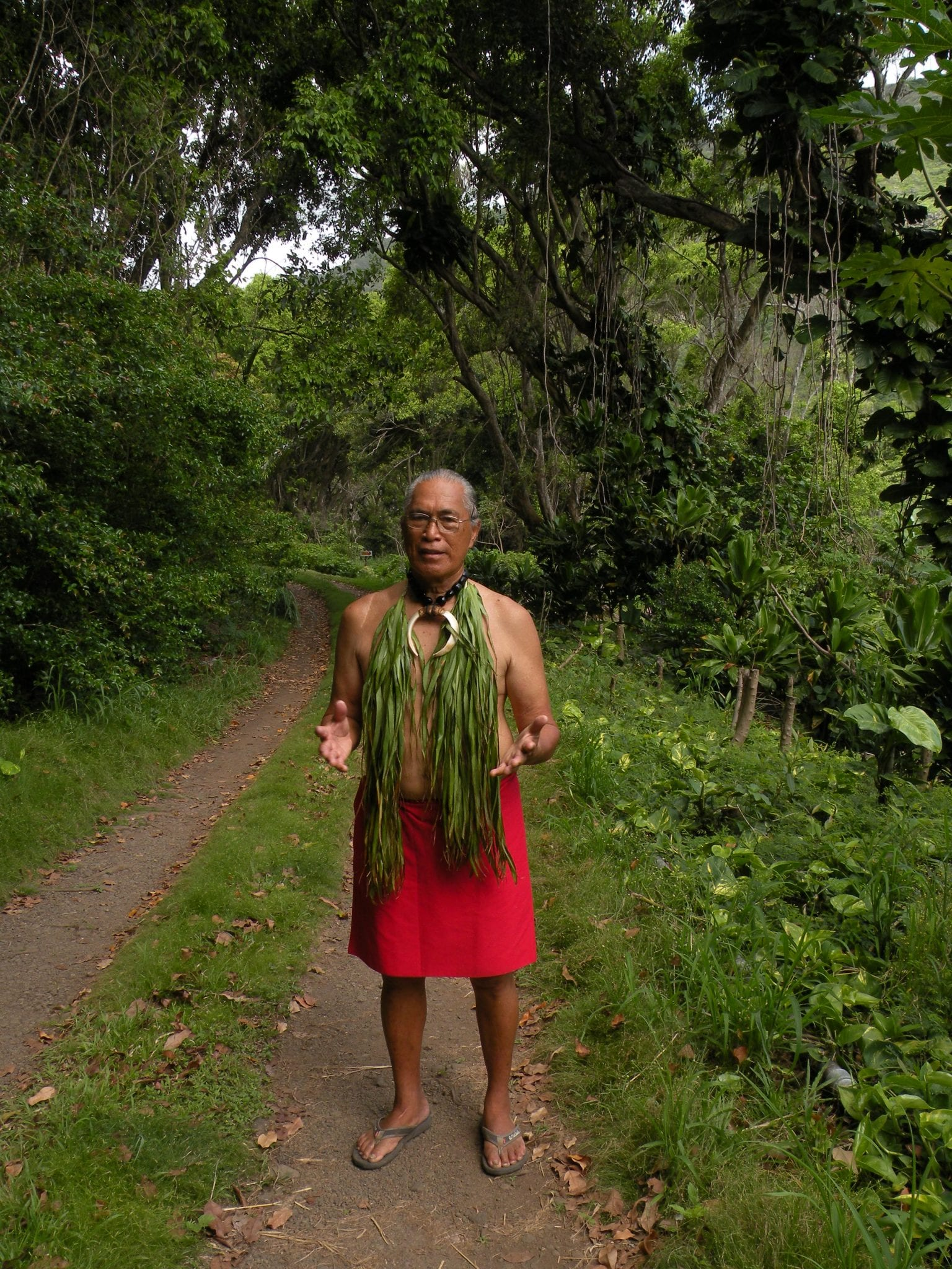 Kahuna of Halawa Valley