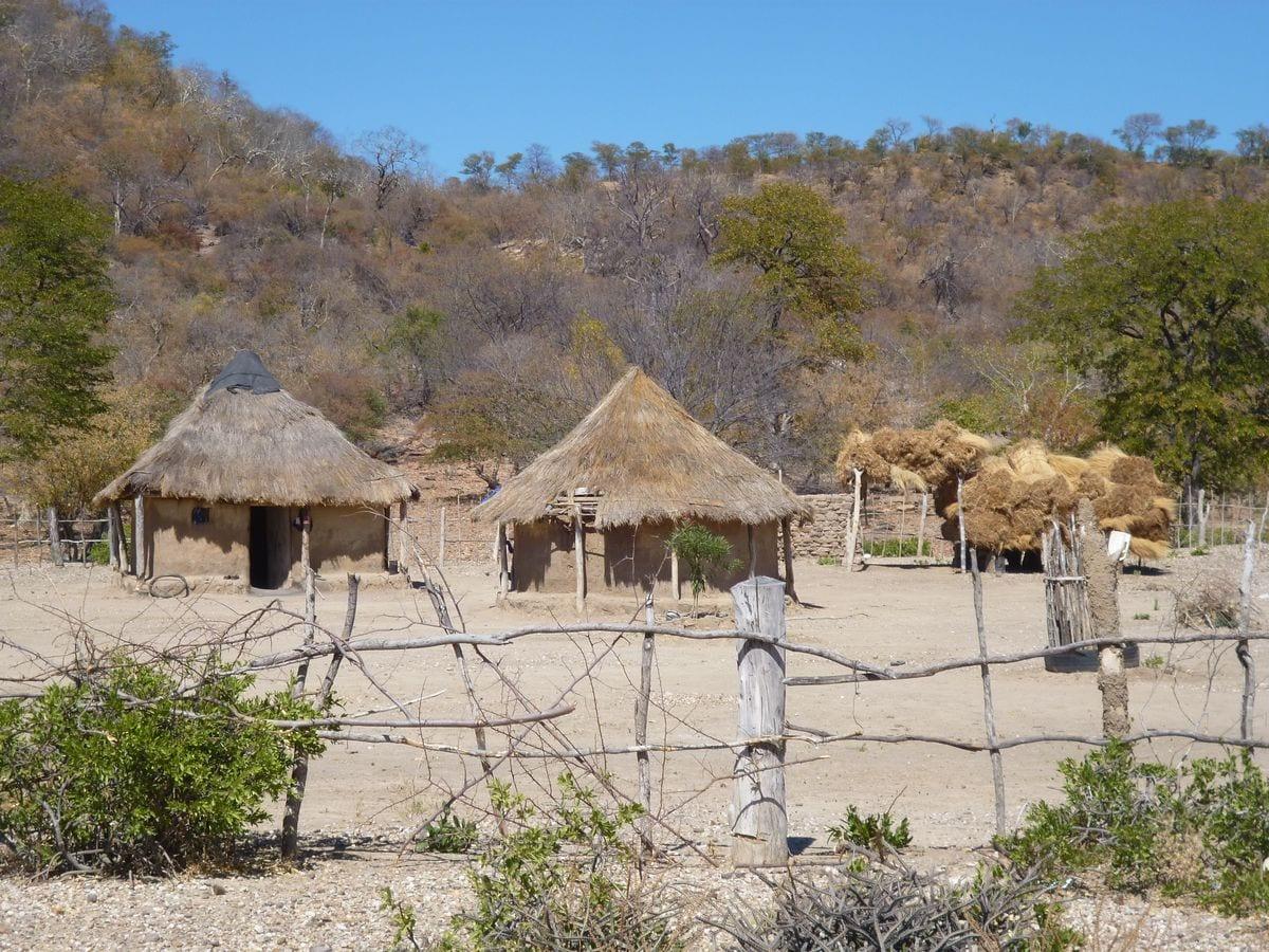 village huts_1