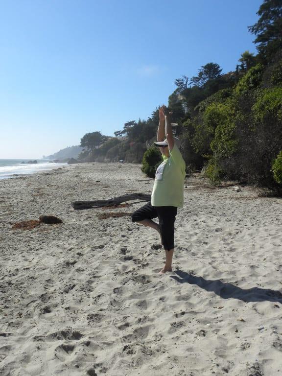 #4 Yoga on the Beach