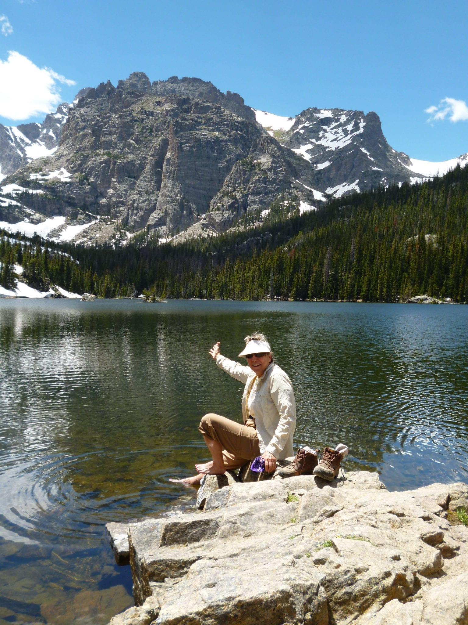 Linda Rocky Mountain Nat. park