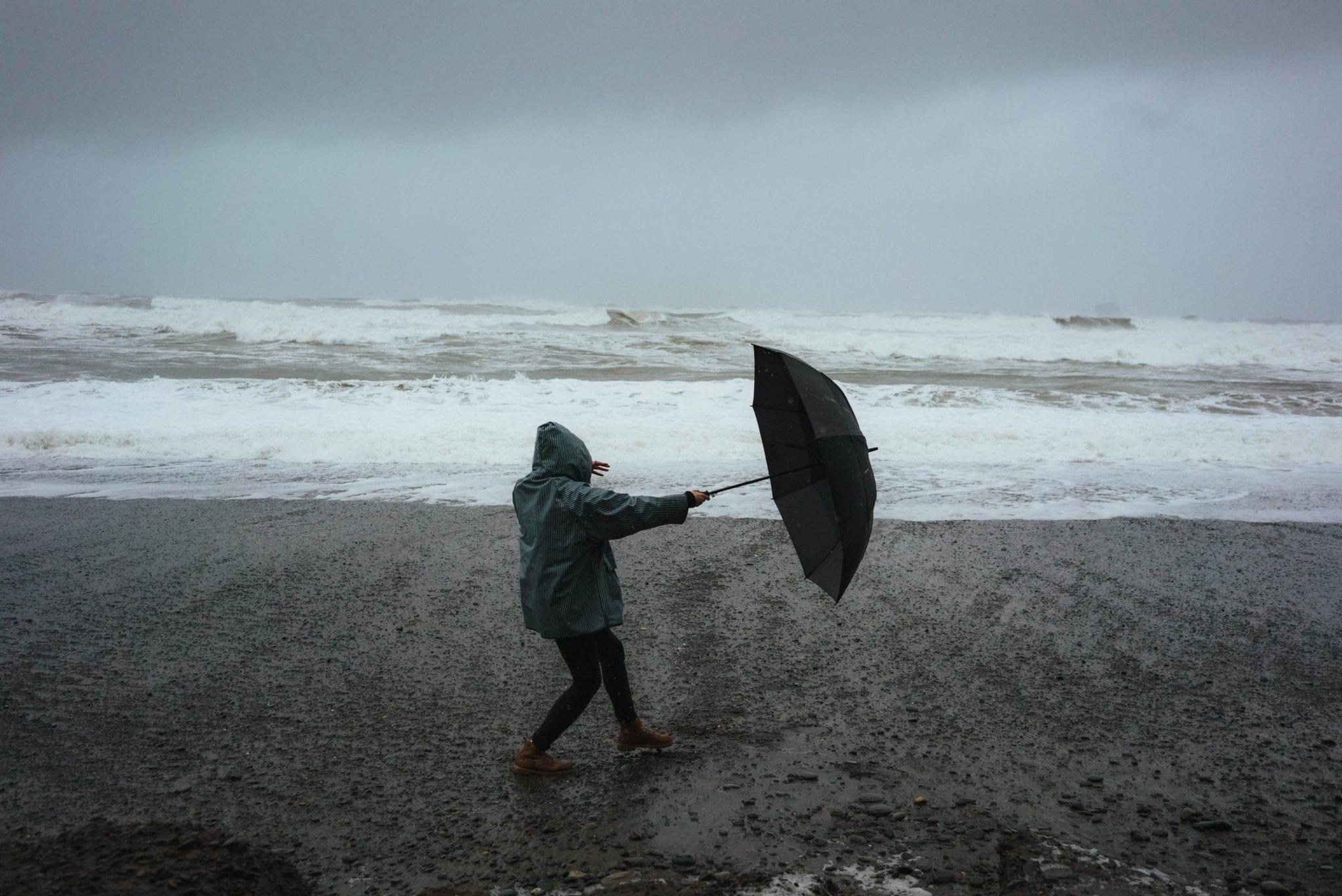Stormy weather-