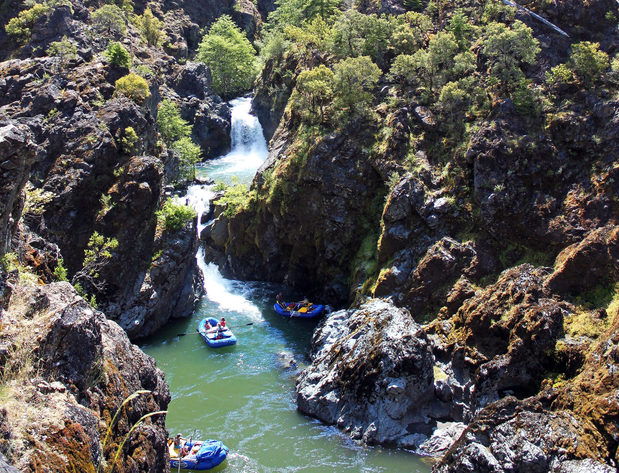Mule Creek Canyon-Momentum